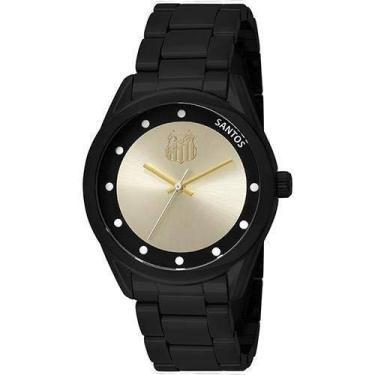 39ed9f7e2 Relógio de Pulso R$ 69 a R$ 300 Santos | Joalheria | Comparar preço ...