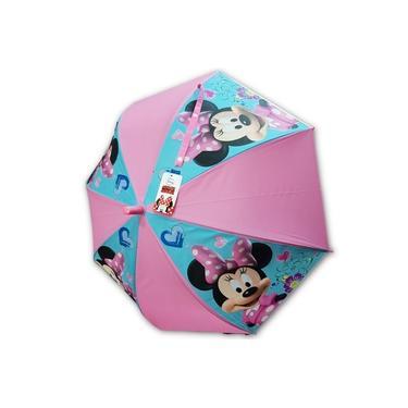 Sombrinha Guarda Chuva Infantil Minnie Mouse
