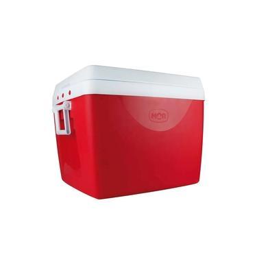 Imagem de Caixa Térmica com Divisória e Alças Laterais 75 Litros - Mor Vermelho
