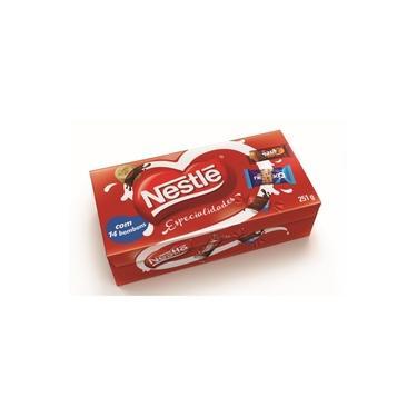 Caixa Bombom Especialidades 251g Nestle