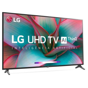 Smart Tv Lg 60' Uhd 4K Controle Smart Magic Thinq Ai 60Un7310psc