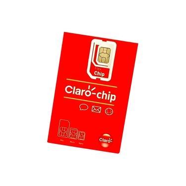 Chip Claro Flex Pré Pago 3 Cortes Todos Ddd