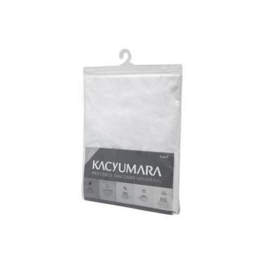 Imagem de Capa Protetora De Travesseiro Impermeável Kacyumara 100% Algodão
