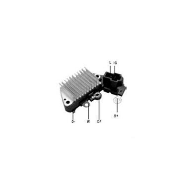 Regulador Alternador Ikro Cod.ref. 1002111511 Empilhadeira /toyota /nissan