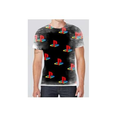 Camiseta Camisa Personalizada Ps1 Ps2 Ps3 Ps4 Jogos Game 001