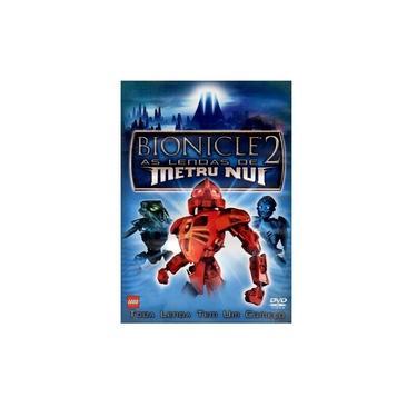 Imagem de DVD Bionicle 2: As Lendas De Metru Nui - MIRAMAX