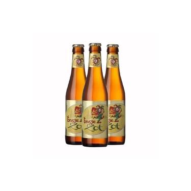 Imagem de Pack 3 Cervejas Belga Brugse Zot Blond 330ml