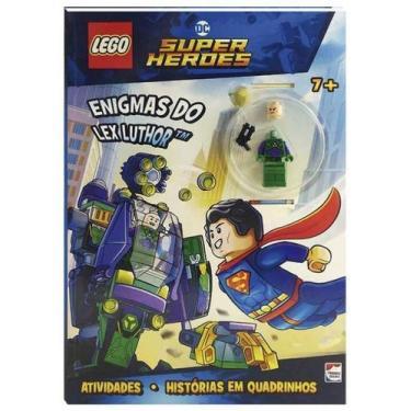 Imagem de Lego Dc Super Heroes: Enigmas Do Lex Luthor - Happy Books