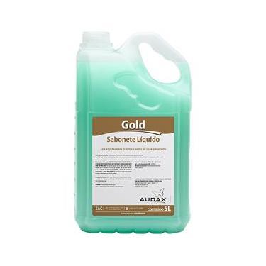 Sabonete Líquido Audax Gold Erva Doce 5 Lt