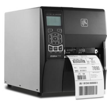 Impressora de Etiquetas Térmica Zebra ZT230 USB Ethernet Serial Bivolt