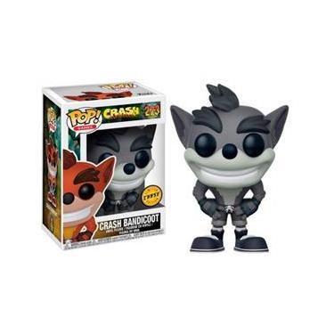 Crash Bandicoot 273 Chase Pop Funko