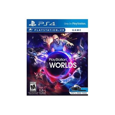 PlayStation VR Worlds - Ps4 VR