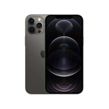 Imagem de Iphone 12 Pro Max Apple 256Gb Grafite 6,7 - Câm. Tripla 12Mp Ios  + Ca