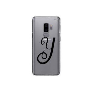 Capa Personalizada para Samsung Galaxy S9 Plus ( S9+ ) - LETRA Y. - Quark