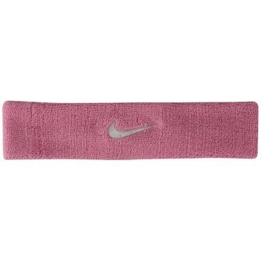 Testeira Nike Swoosh Headband - Rosa
