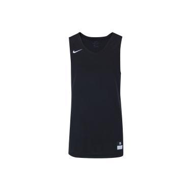 Camiseta Regata Nike National STK JSY - Masculina - PRETO BRANCO Nike 6f43325b835