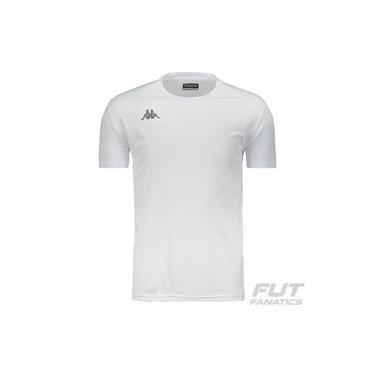 Camisa Térmica Kappa Embrace Branca
