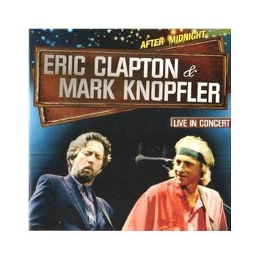 Imagem de CD Eric Clapton & Mark Knopfler - Live In Concert
