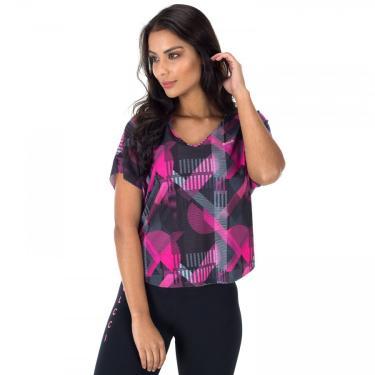 Camiseta Colcci Estampada - Feminina Colcci Feminino