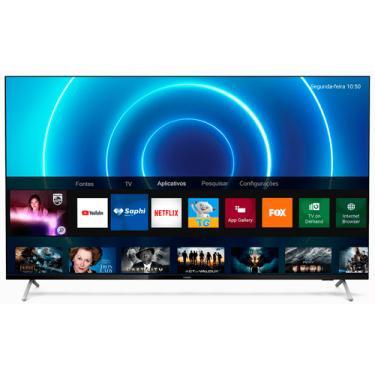 Imagem de Smart TV 50'' Philips, 4K, UHD, Wi-Fi, Bluetooth®, USB, HDR10+ - 50PUG7625/78