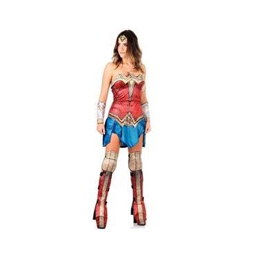 Fantasia Mulher Maravilha Adulto Batman vs Superman