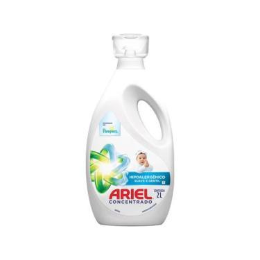 Sabão Líquido Ariel Hipoalergênico Suave e Gentil  - 2L