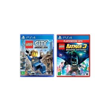 Lego City Undercover + LEGO Batman 3 Beyond Gotham - PS4