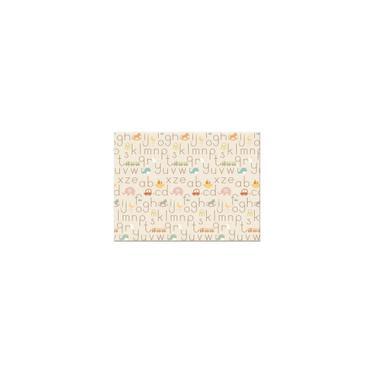 Imagem de Tapete de Atividades 2x1,30m e 1cm esp Girotondo Hi Alfabeto