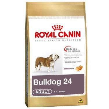 Ração Royal Canin Bulldog Adult