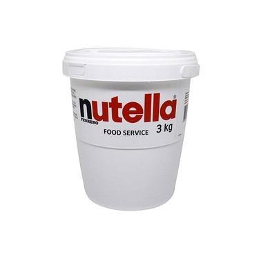 Creme Avelã Nutella Balde Gigante 3kg