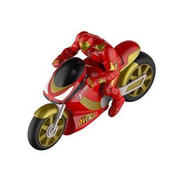Imagem de Moto de Fricção - Disney - Marvel - Avengers - Homem de Ferro - Toyng