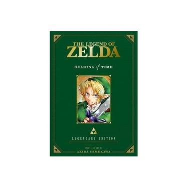 The Legend of Zelda: Ocarina of Time -Legendary Edition- (The Legend of Zelda: Legendary Edition)