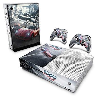 Skin Adesivo para Xbox One Slim - Need For Speed Rivals