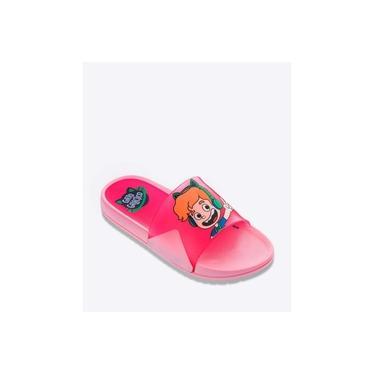 Chinelo Infantil Slide Gato Galactico Grendene Kids