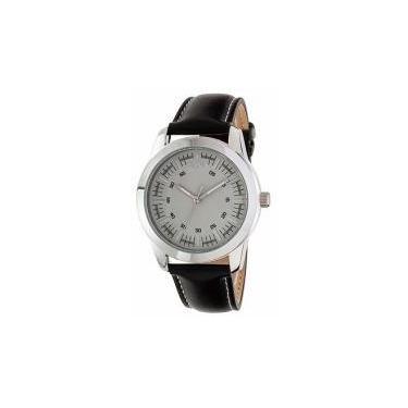 e14ba2f4cf8 Relógio de pulso casual zoot torino - prata