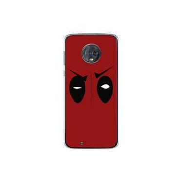 Capa para Moto G6 Plus - Deadpool 5