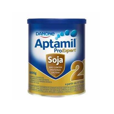 Fórmula Infantil Aptamil ProExpert Soja Fase 2 800g
