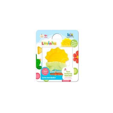 Imagem de Mordedor Para Bebê Luvinha Amarela Toyster