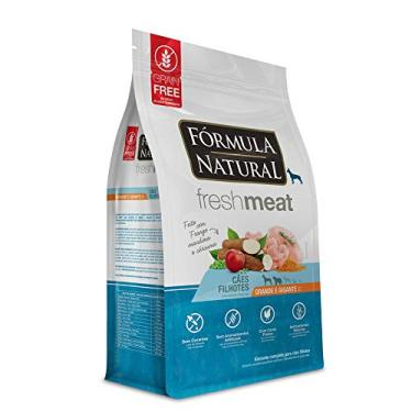 Ração Fórmula Natural FreshMeat para Cães Filhotes de Grande Porte Sabor Frango 12kg