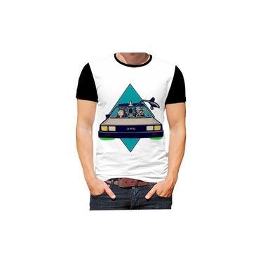 Camisa Camiseta Rick E Morty Séries Desenhos Filmes Art 01