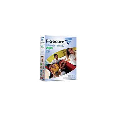 F-Secure Internet Security  para 3 PC - 2010