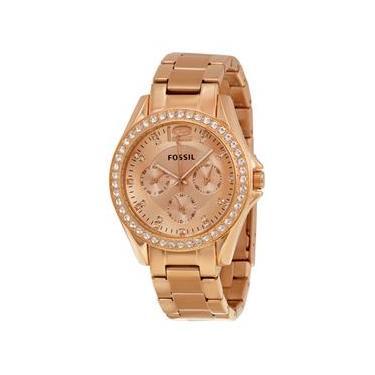 24fc51a7438 Relógio Feminino Fossil Riley - Modelo Fses2811