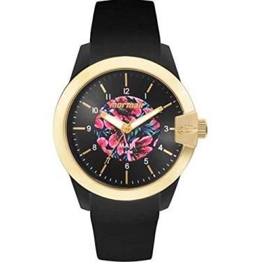 92a97b947ad Relógio Feminino Mormaii Analógico Mo2036Ii 8P Ouro