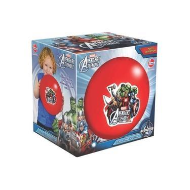 Bola Infantil The Avengers Vinil N 8 Líder