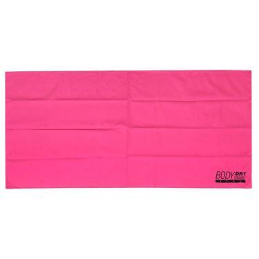 Toalha Speedo Body Dry Xtra Towel 629060-060, Cor: Rosa, Tamanho: ÚNICO
