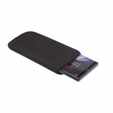 Neoprene universal bolsa saco luva caso para iphone xr xs max x 6 7 8 plus para samsung s10 plus