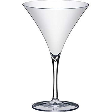Taça de Martini em acrílico EL CARIBE