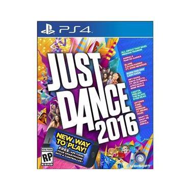 Jogo - Just Dance 2016 Ps4