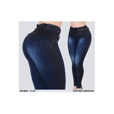 Calça Cigarrete Feminino Pit Bull Jeans 27126