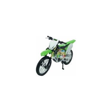Imagem de Kawasaki Kx 450f 1:18 Bburago Verde